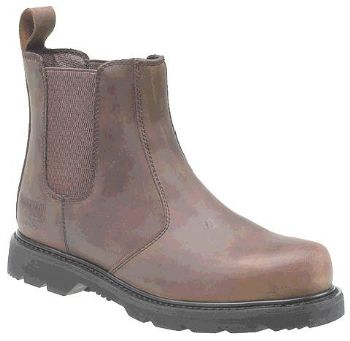 Grafters Safety Boots M539B